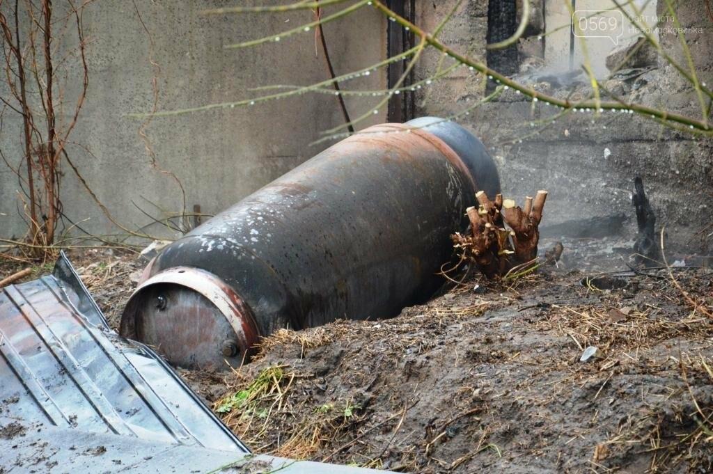 На заводі Новомосковська стався вибух: подробиці, фото-3