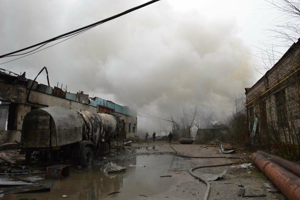 На заводі Новомосковська стався вибух: подробиці, фото-1