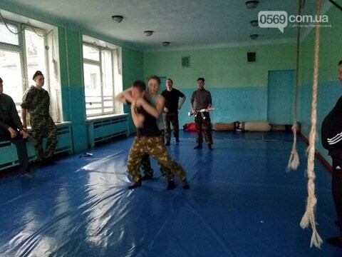Новомосковські джури стали другими у всеукраїнському вишколі, фото-5