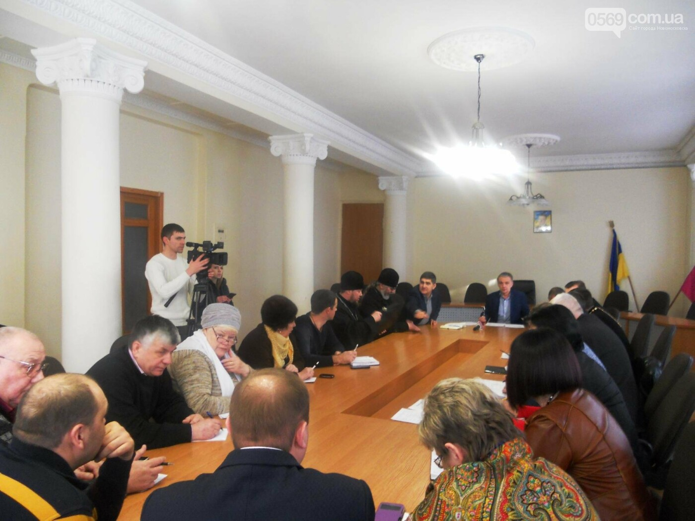 В Новомосковську визначилися, як будуть святкувати Хрещення , фото-1