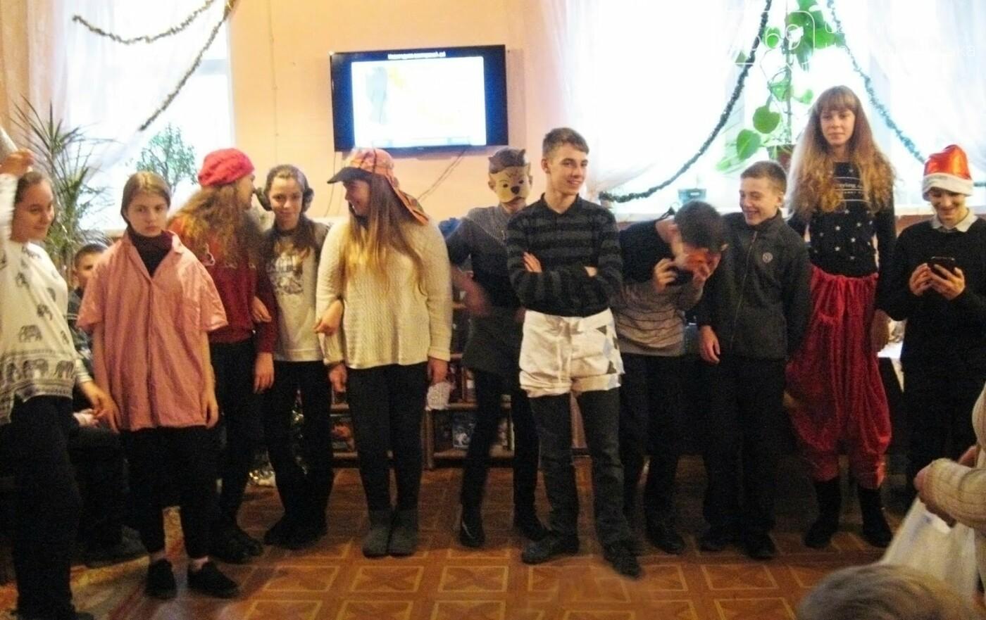В Новомосковську влаштували казковий карнавал, фото-1