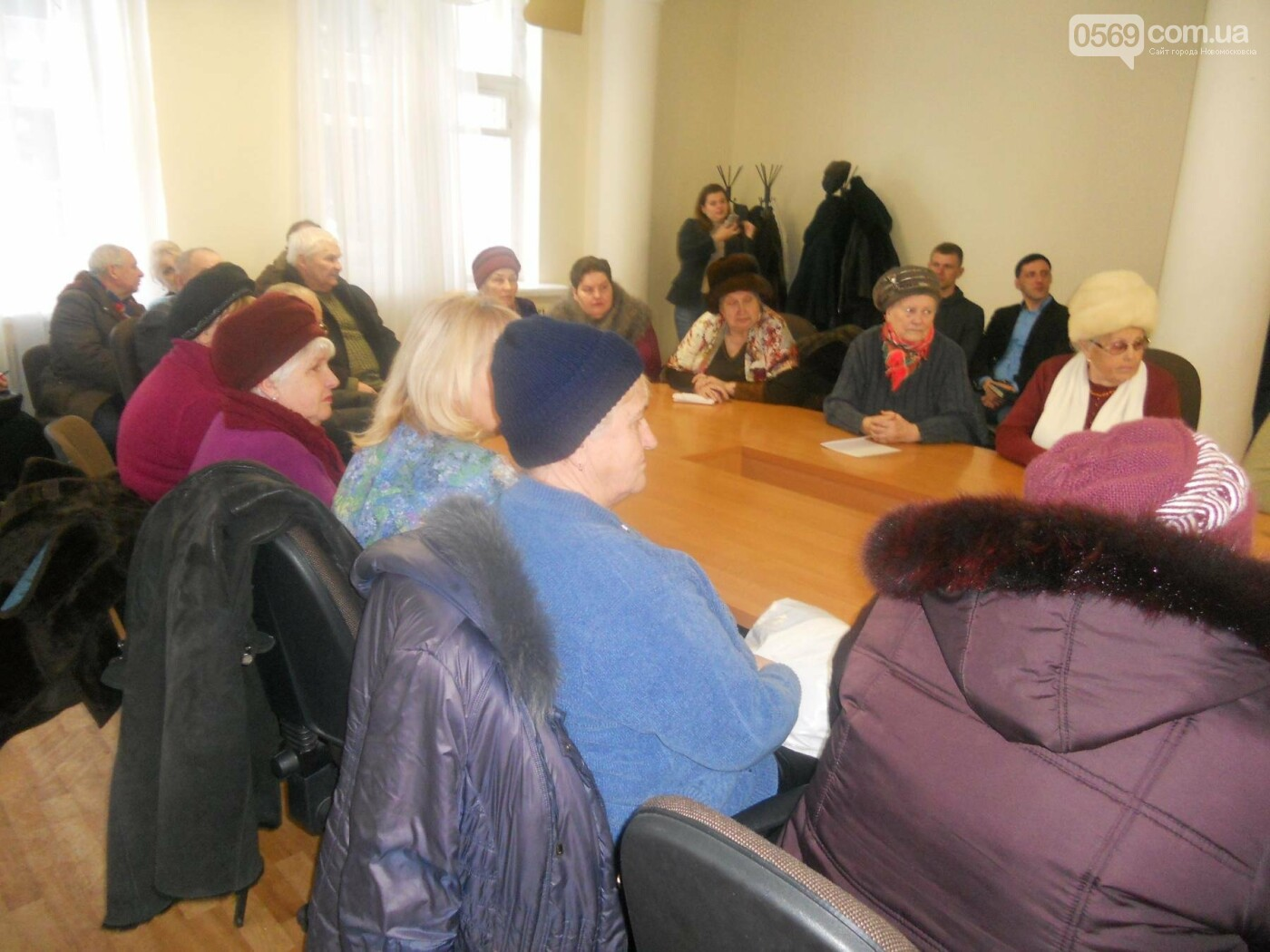 В Новомосковську обговорили нагальні проблеми кварталів міста, фото-3
