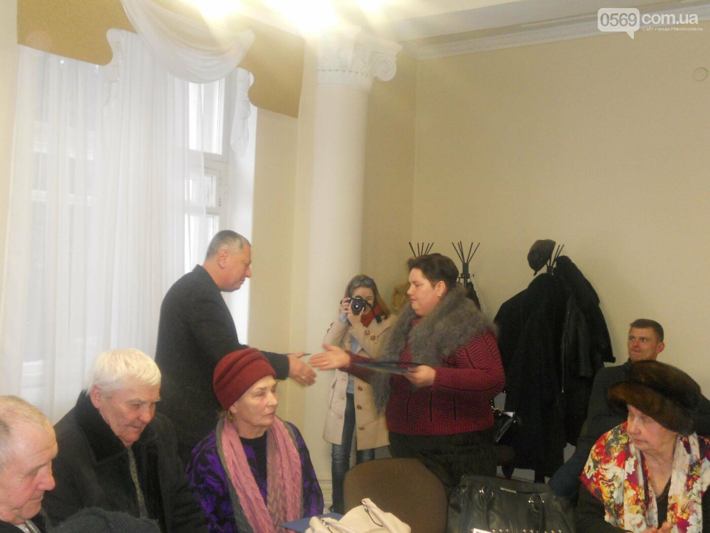 В Новомосковську обговорили нагальні проблеми кварталів міста, фото-11