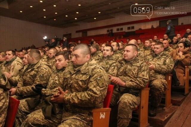 Військова частина із зони АТО прибула на ротацію до Черкаського, фото-1