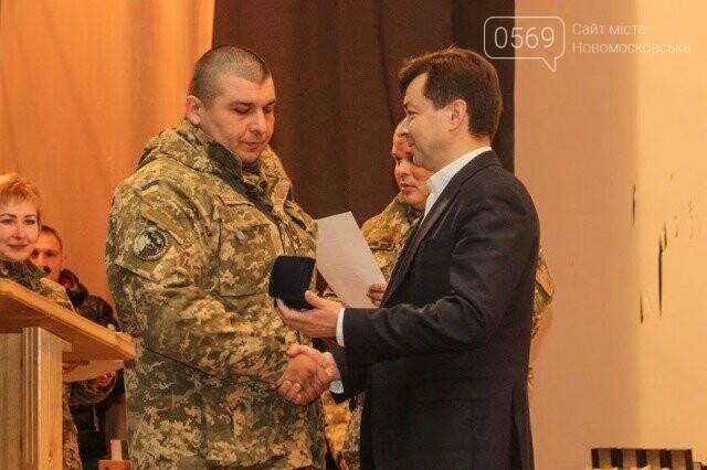 Військова частина із зони АТО прибула на ротацію до Черкаського, фото-5