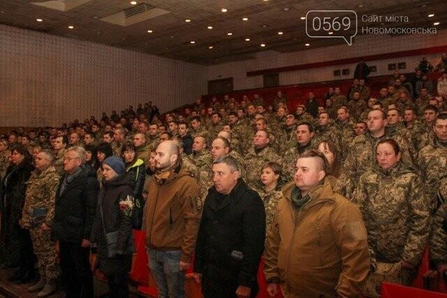 Військова частина із зони АТО прибула на ротацію до Черкаського, фото-7