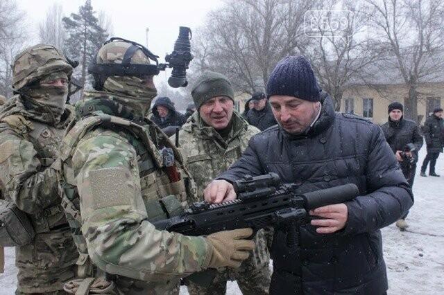 Військова частина із зони АТО прибула на ротацію до Черкаського, фото-9