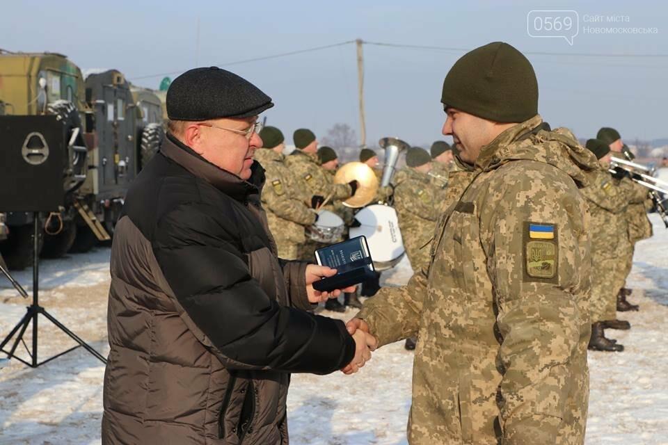 У Черкаському бійців «Айдару» зустрічали оркестром та військовими нагородам, фото-1