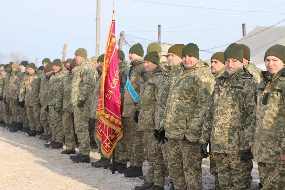 У Черкаському бійців «Айдару» зустрічали оркестром та військовими нагородам, фото-3