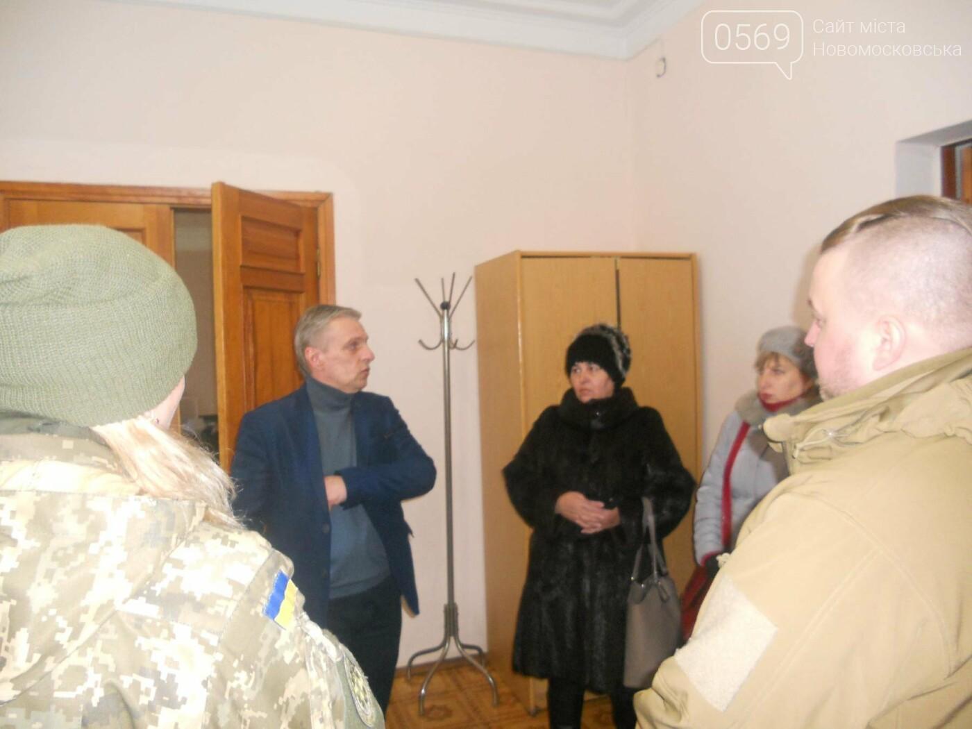 В Новомосковську вимагали нарешті встановити меморіал загиблим в АТО , фото-2
