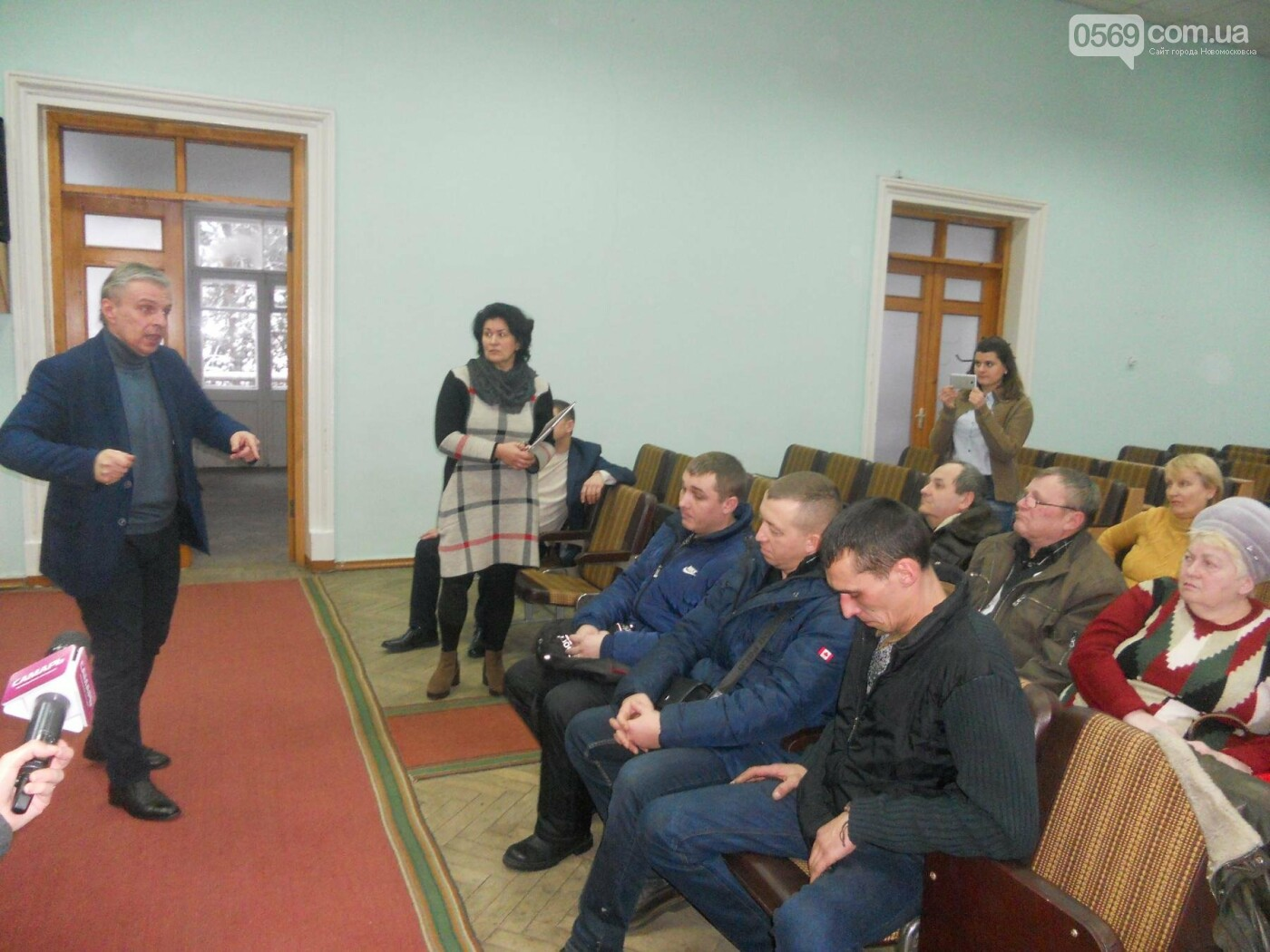 В Новомосковську вимагали нарешті встановити меморіал загиблим в АТО , фото-6