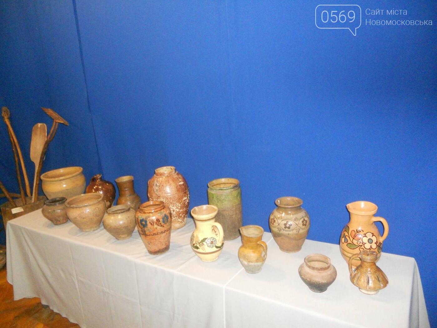Новомосковський музей запрошує на нову виставку, фото-3