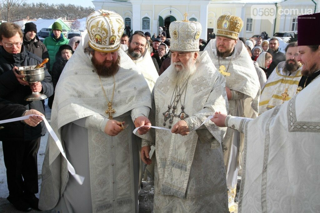 В Самарском монастыре зазвонили колокола новой колокольни, фото-2