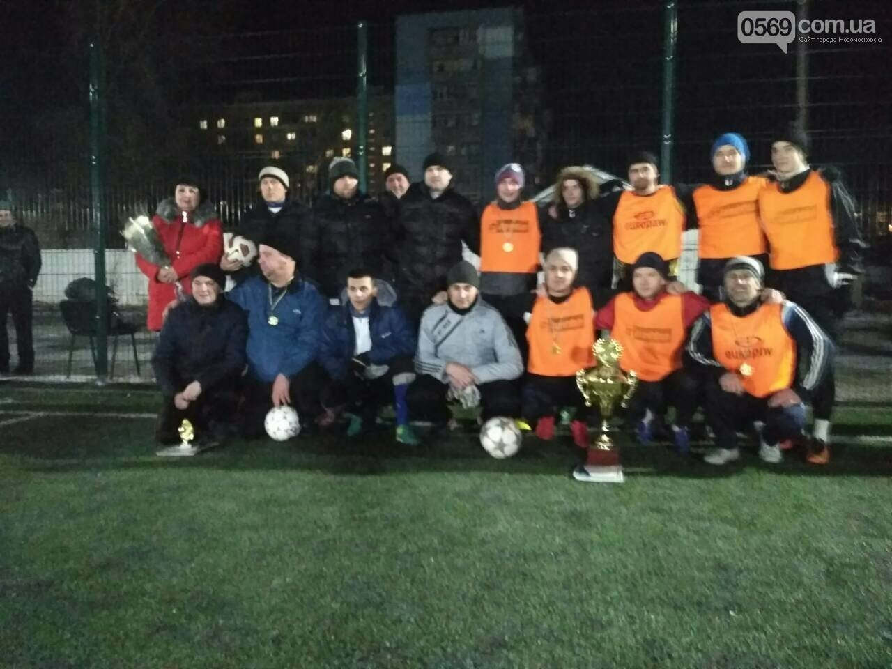Новомосковский «Гудок» стал победителем кубка памяти В.Хвищука, фото-4