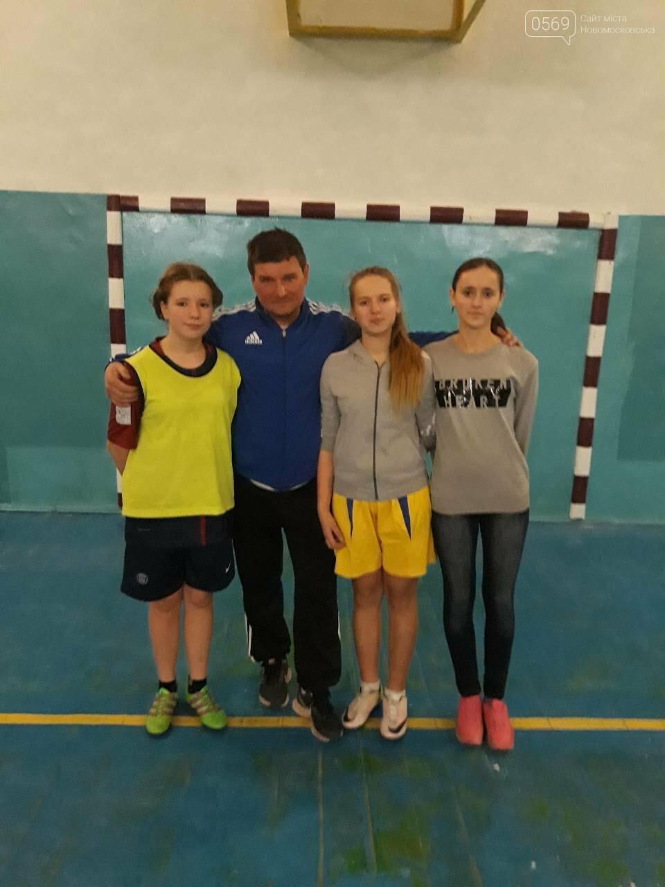 Юные футболистки Новомосковщины готовятся к чемпионату области, фото-2