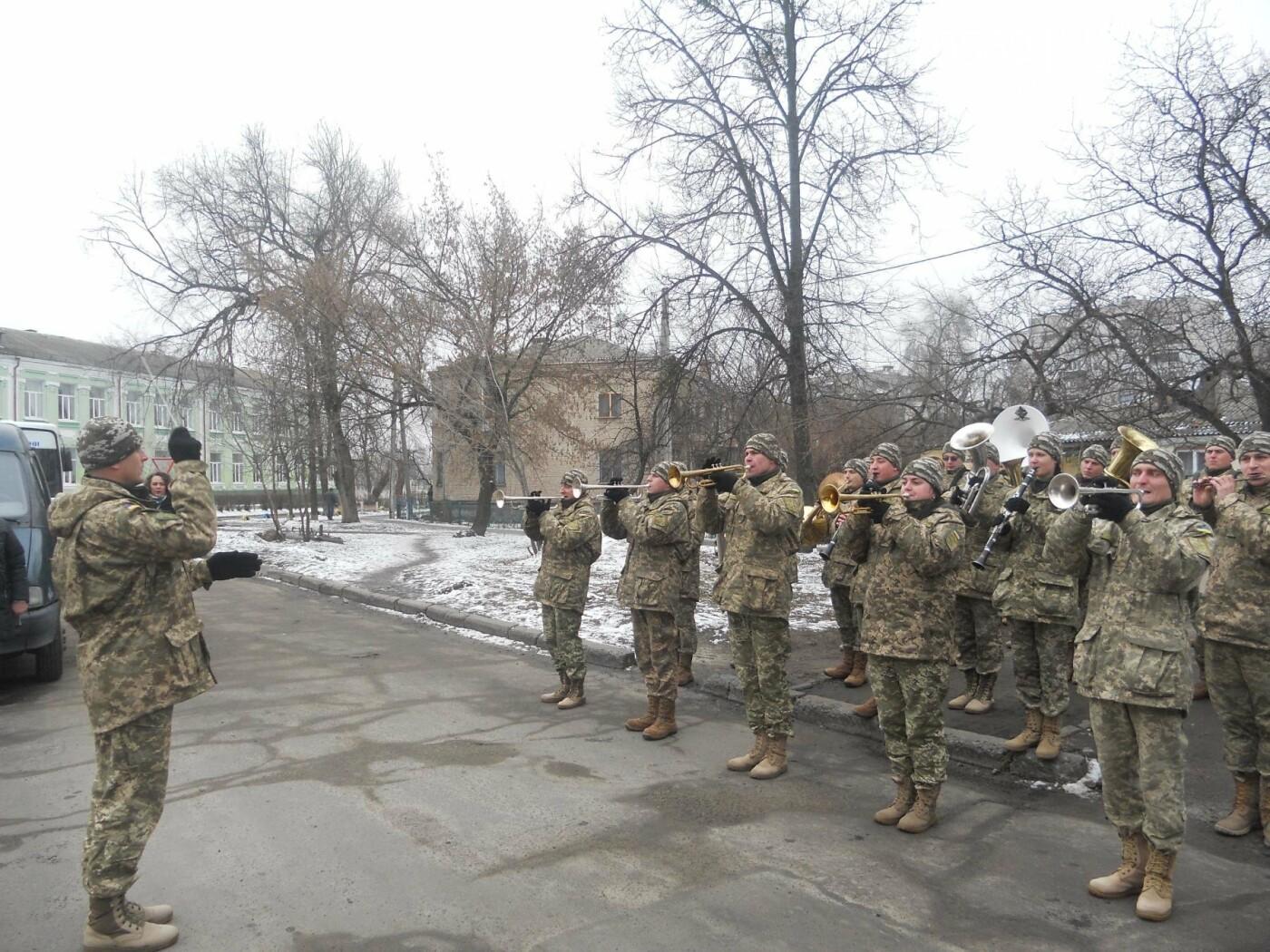 В Новомосковську вшанували учасників бойових дій на території інших держав, фото-3