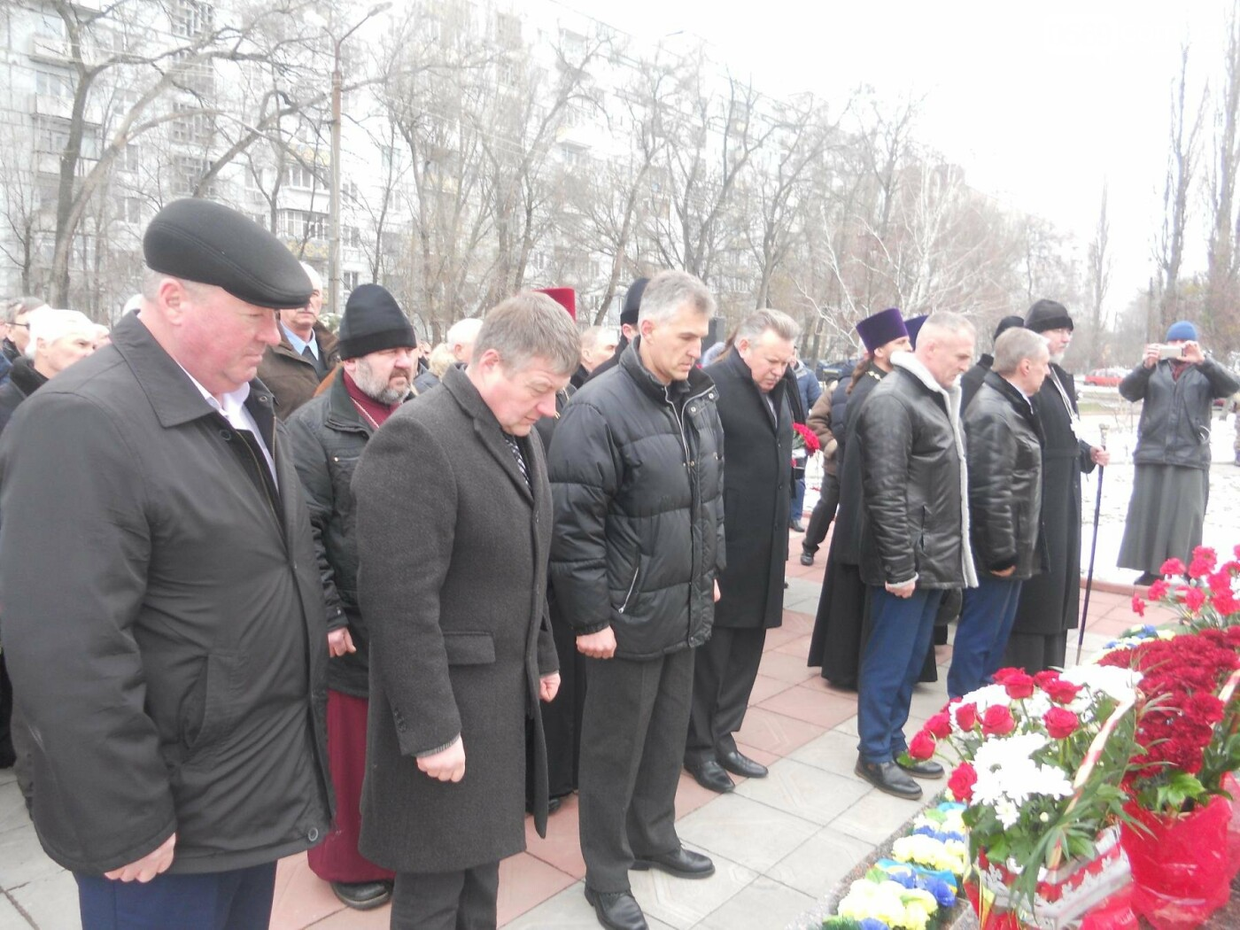 В Новомосковську вшанували учасників бойових дій на території інших держав, фото-9