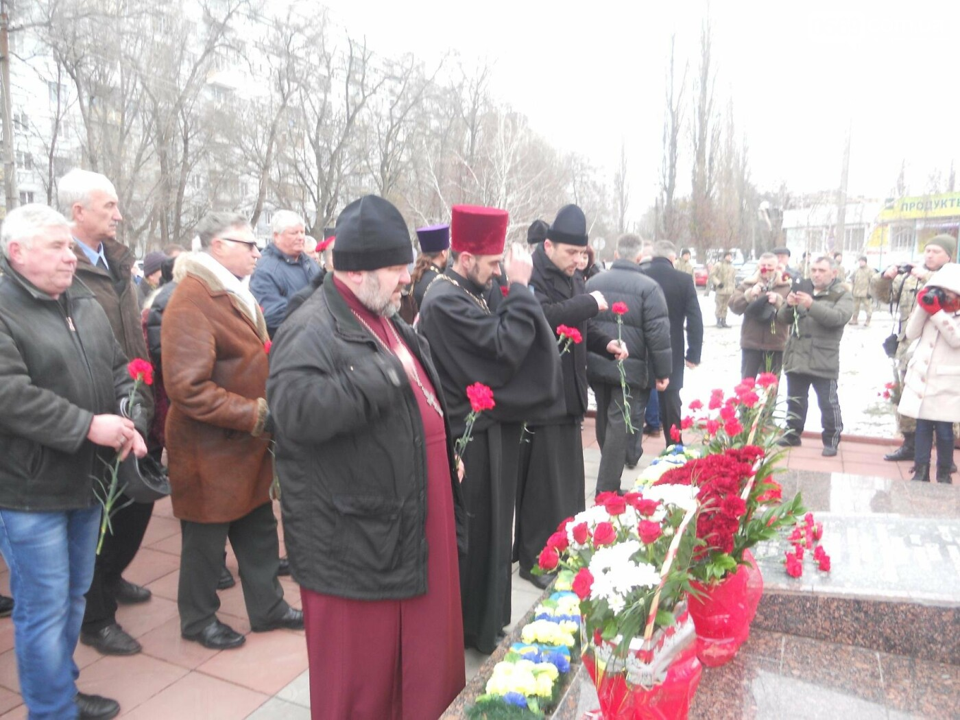 В Новомосковську вшанували учасників бойових дій на території інших держав, фото-10