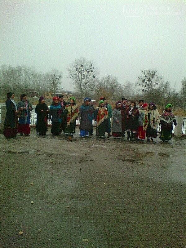 Як новомосковці святкували Масляну, фото-8