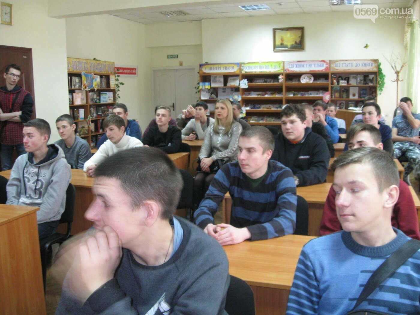Новомосковські студенти стали учасниками мовної мозаїки, фото-2