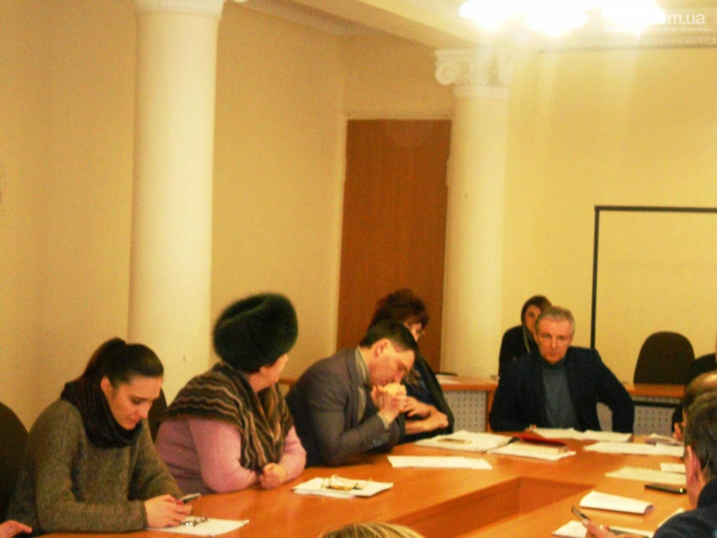 В Новомосковську проходять засідання постійних депутатських комісій міськради, фото-3
