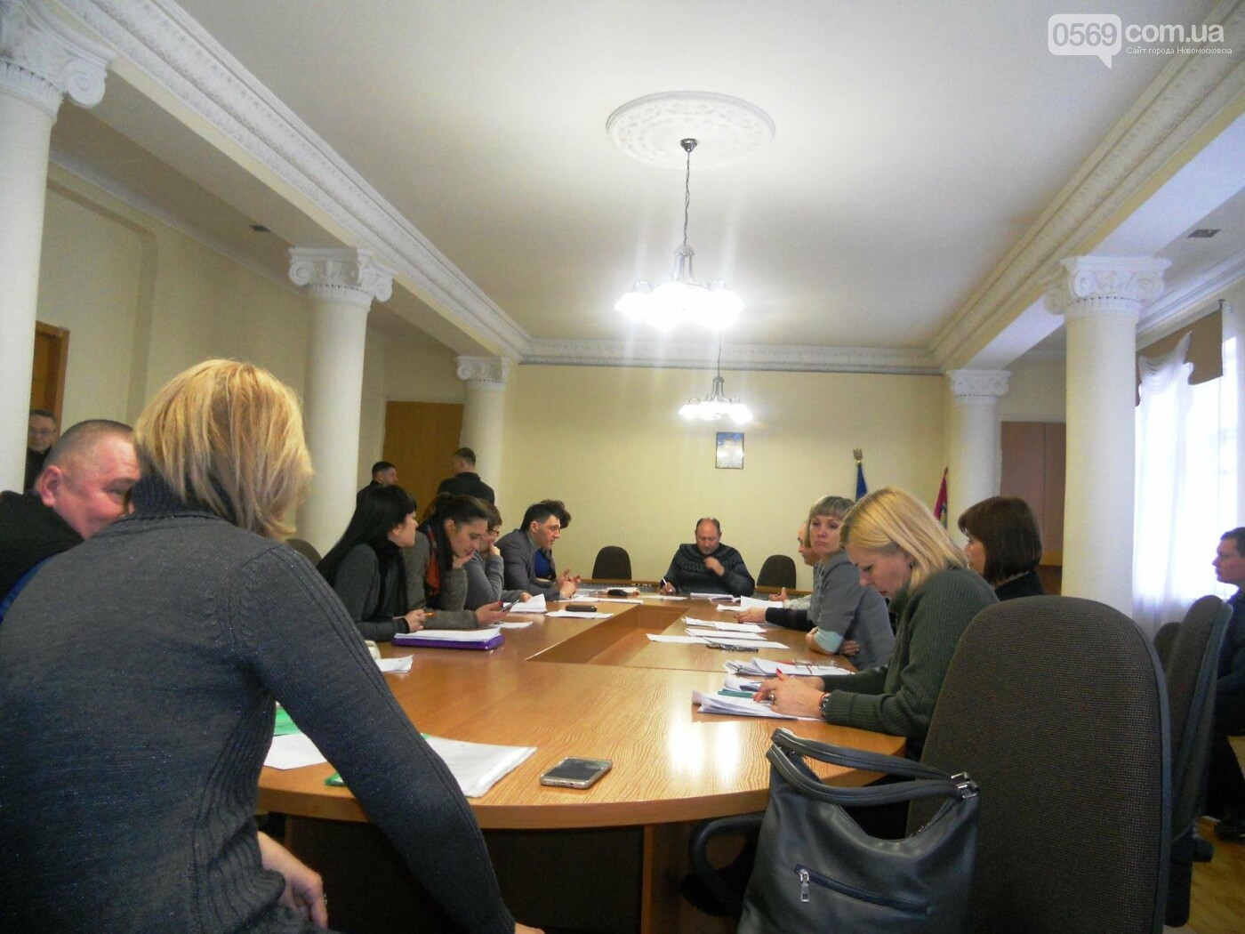 В Новомосковську проходять засідання постійних депутатських комісій міськради, фото-2