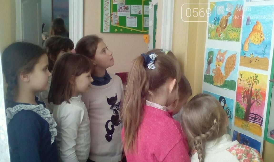 В Новомосковську відкрилася персональна виставка юної художниці, фото-4