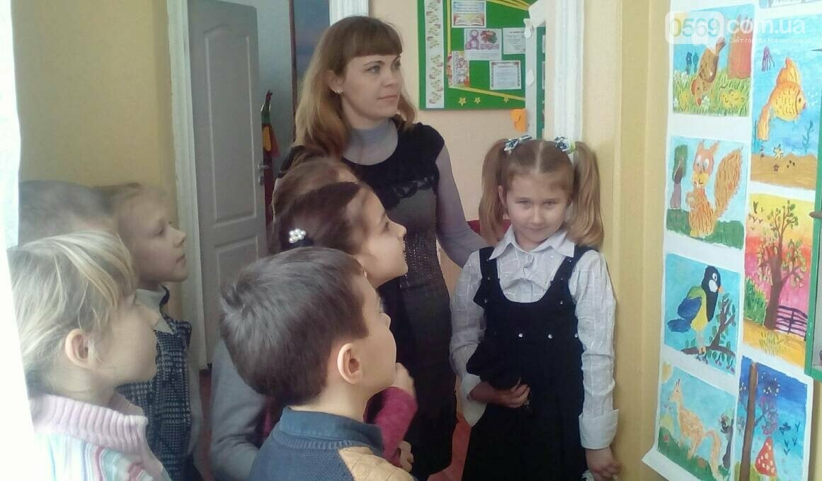 В Новомосковську відкрилася персональна виставка юної художниці, фото-2