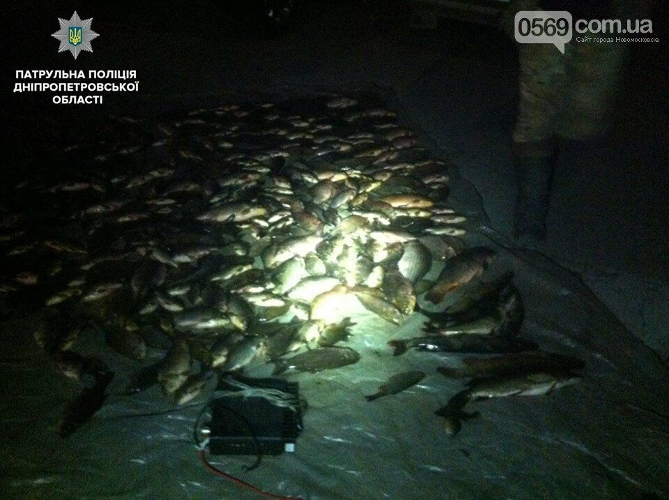 На Новомосковщині браконьєр попався з незаконним виловом на майже 9 тисяч гривень , фото-4