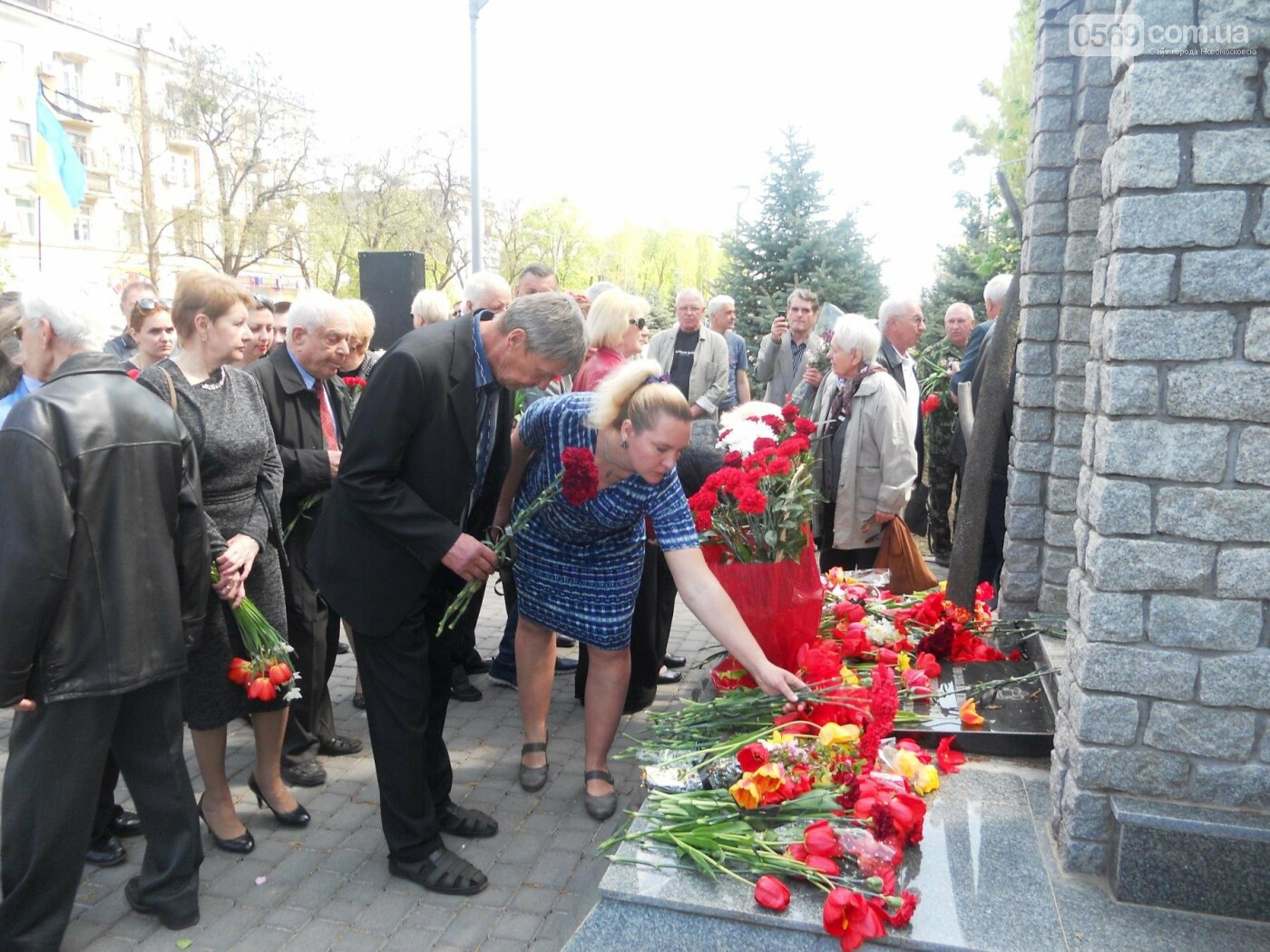 В Новомосковську відзначили річницю Чорнобильської катастрофи, фото-14