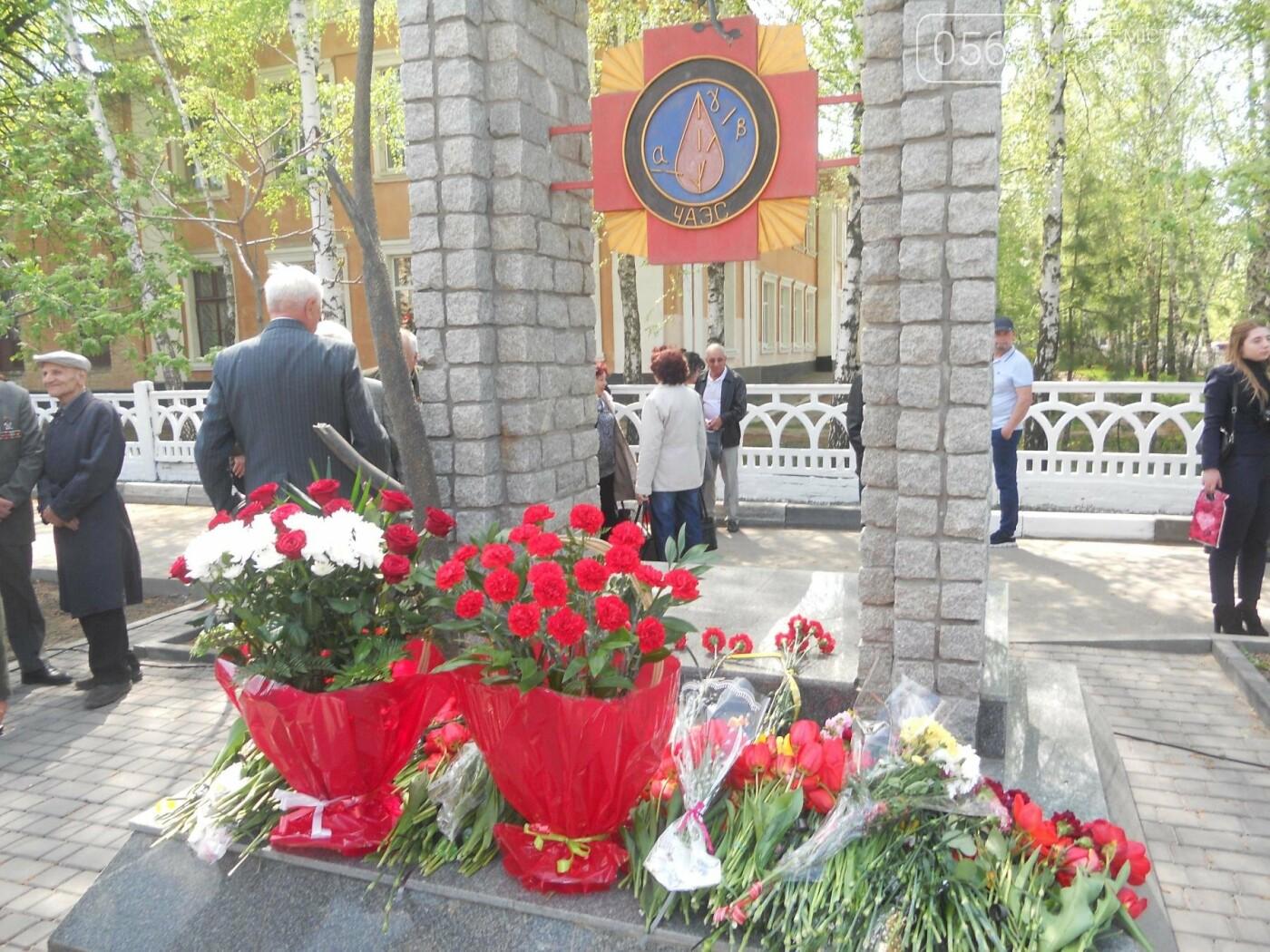 В Новомосковську відзначили річницю Чорнобильської катастрофи, фото-20