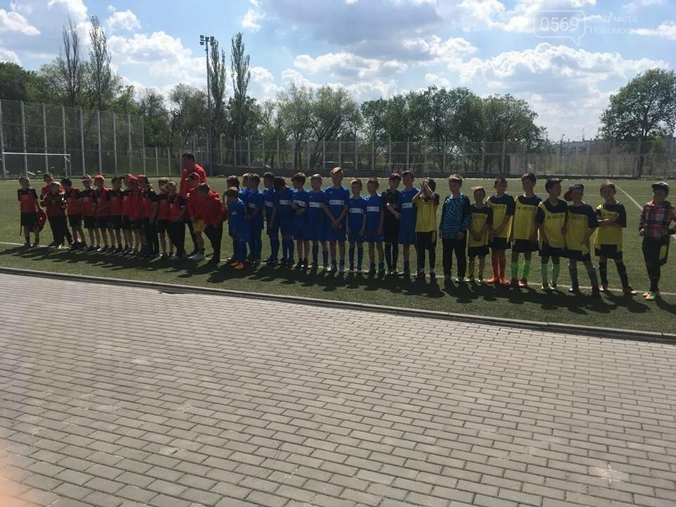 Юные футболисты из Новомосковска стали серебряными призерами областного турнира, фото-2