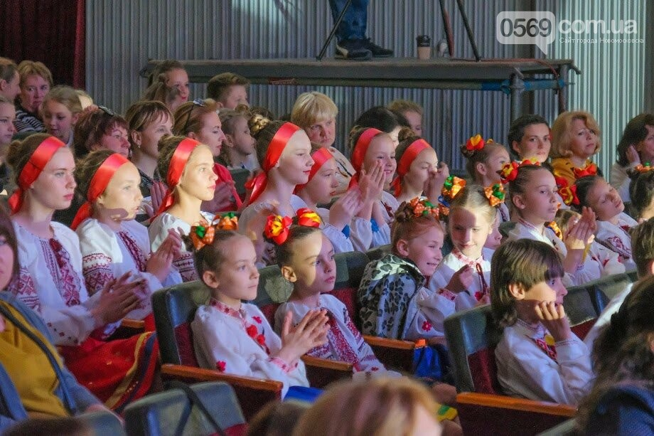 У кастингу обласного фесту «Z_ефір» в Новомосковську взяли участь майже півтисячі талановитих дітей , фото-2