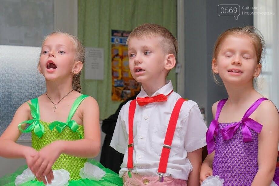 У кастингу обласного фесту «Z_ефір» в Новомосковську взяли участь майже півтисячі талановитих дітей , фото-3
