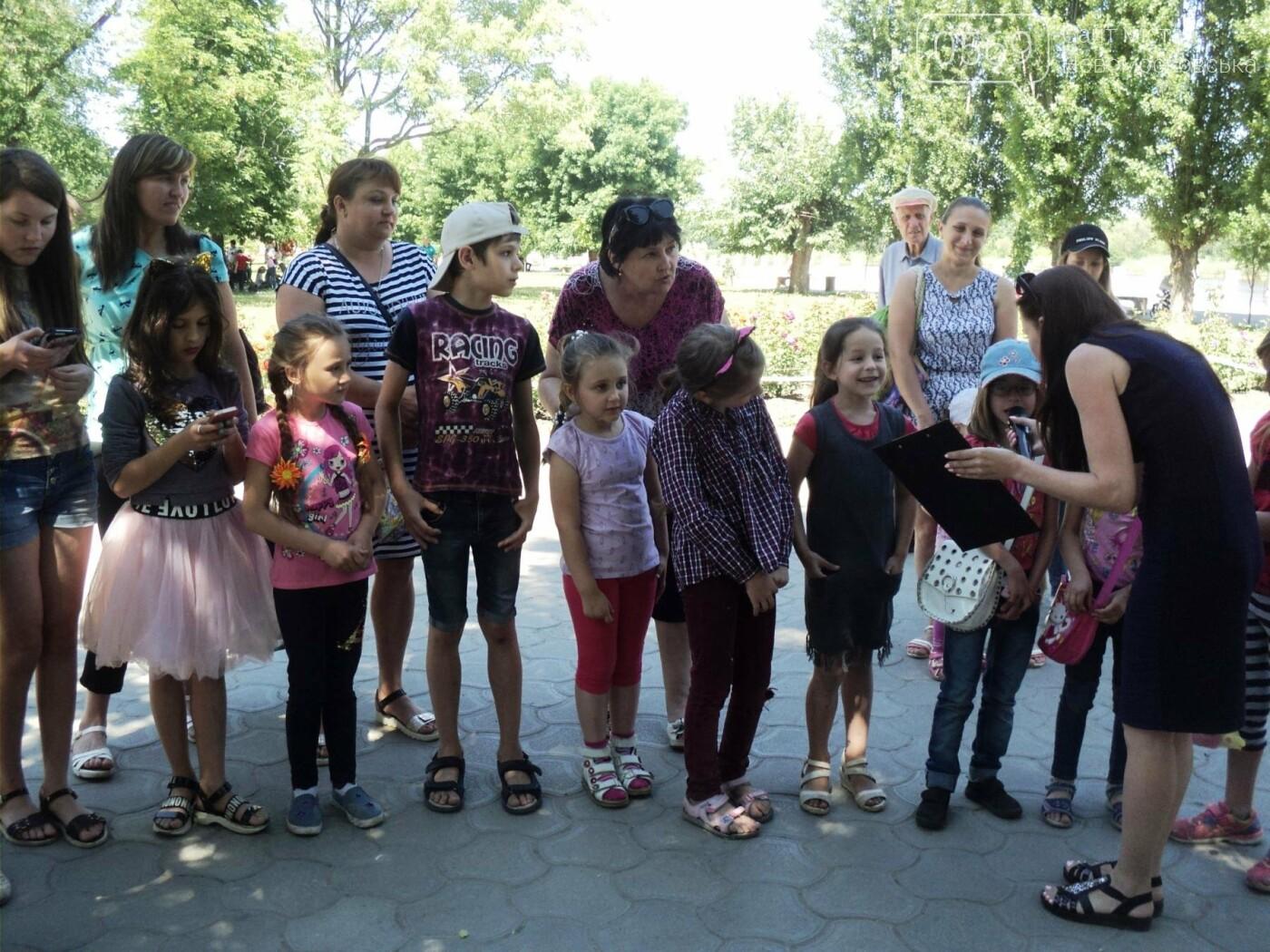 В Новомосковську пройшов конкурс дитячого караоке, фото-5
