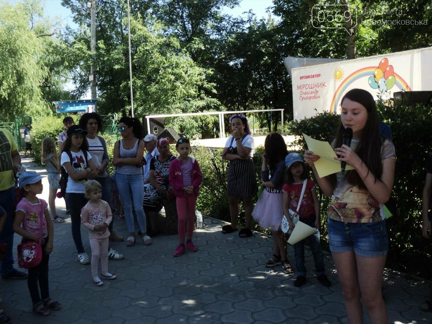 В Новомосковську пройшов конкурс дитячого караоке, фото-2