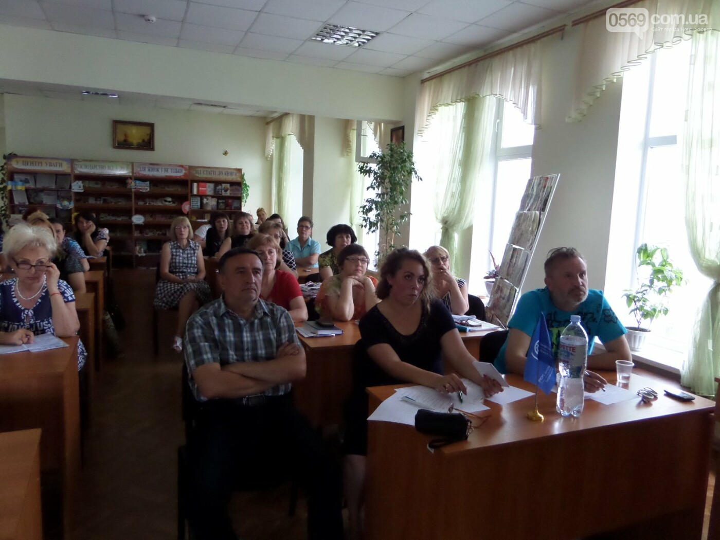 В Новомосковську провели конкурс буктрейлерів, фото-1