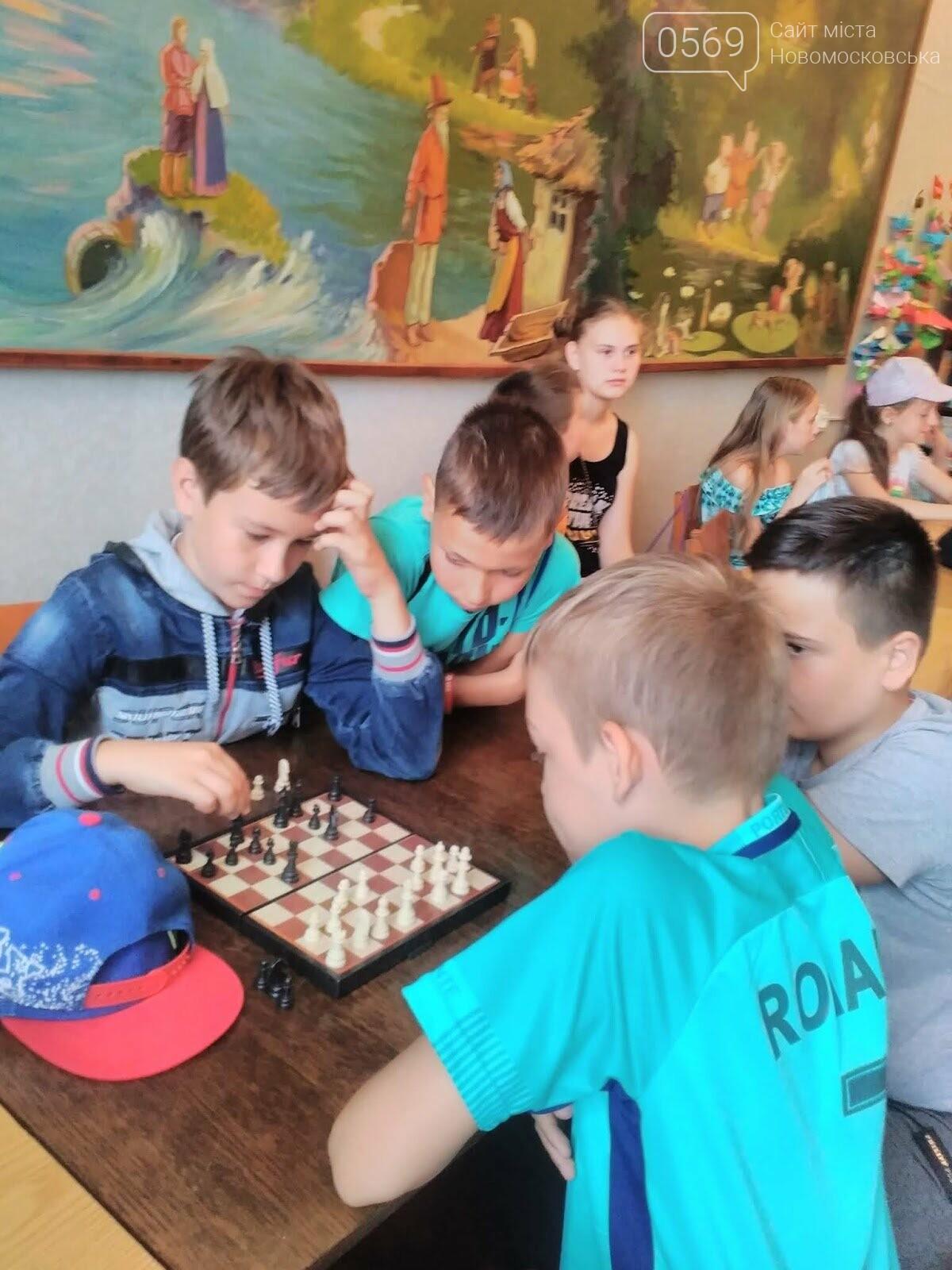Новомосковські школярі пройшли оздоровчий квест , фото-2