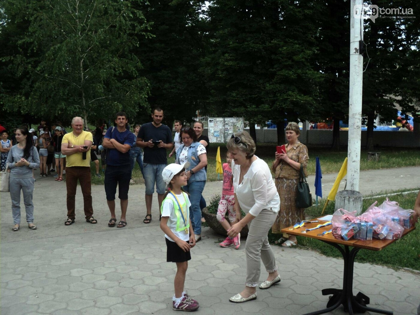 Новомосковські дітлахи відзначили Міжнародний Олімпійський день , фото-3