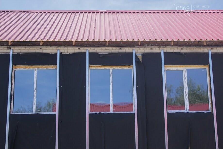 У Миколаївці Новомосковського району продовжують реконструкцію школи, фото-2