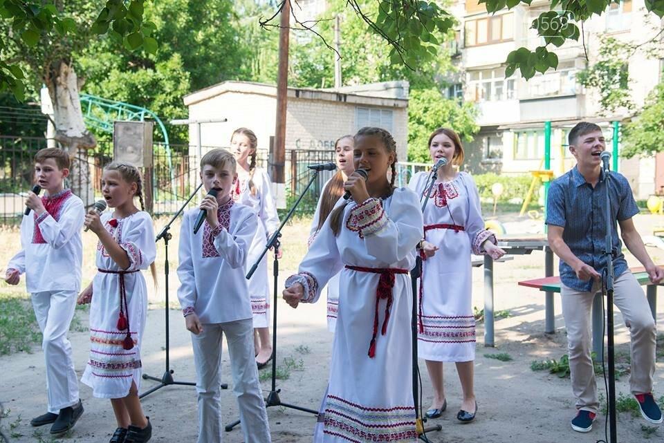 В Новомосковске открыли современную детскую площадку, фото-4