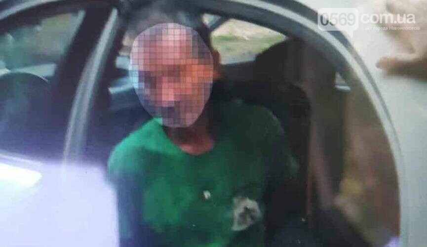 В Новомосковську затримали чоловіка, який намагався поцупити з офісу електродріт, фото-1