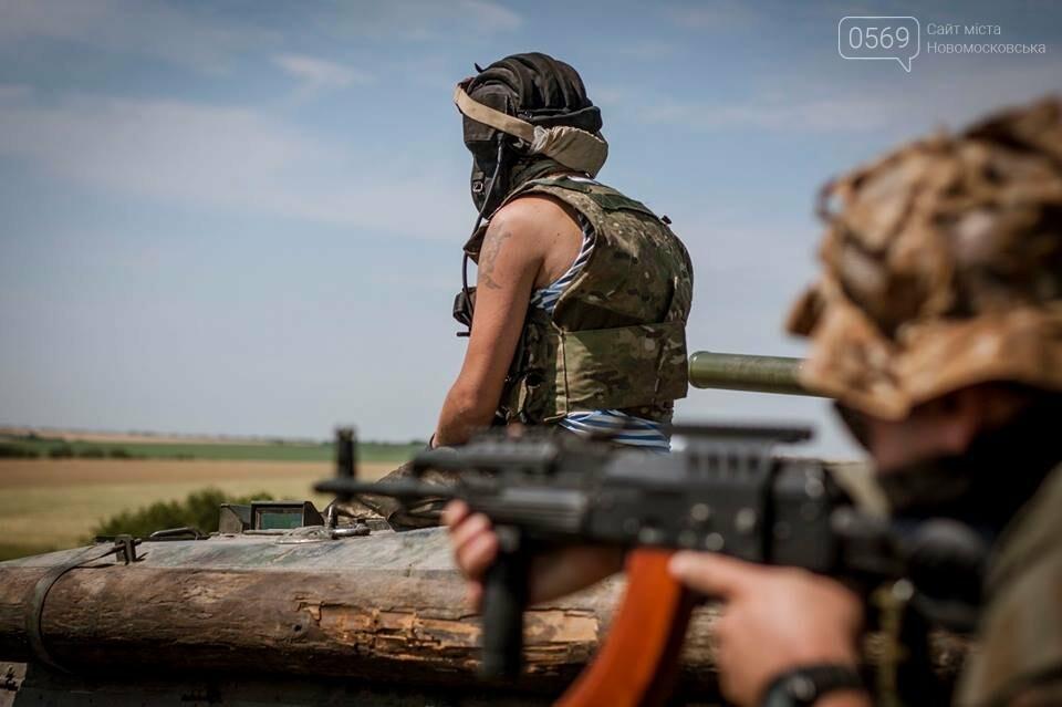 Бійці 93-ї бригади відпрацьовують тактику активної оборони, фото-1