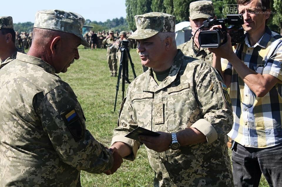 На Новомосковщині урочисто зустріли 93-тю бригаду, фото-3