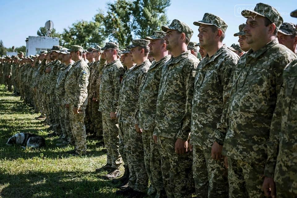 На Новомосковщині урочисто зустріли 93-тю бригаду, фото-4