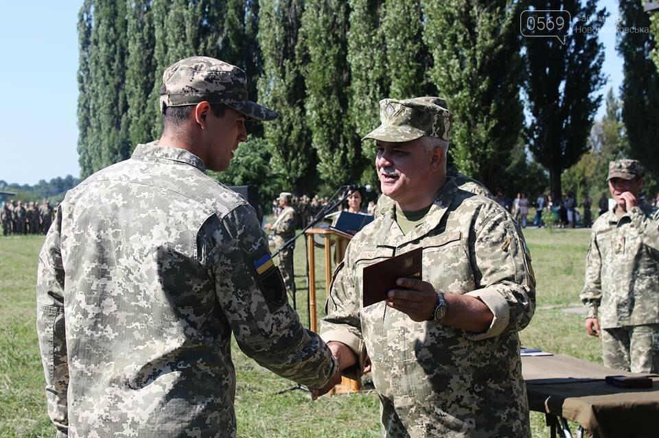 На Новомосковщині урочисто зустріли 93-тю бригаду, фото-5