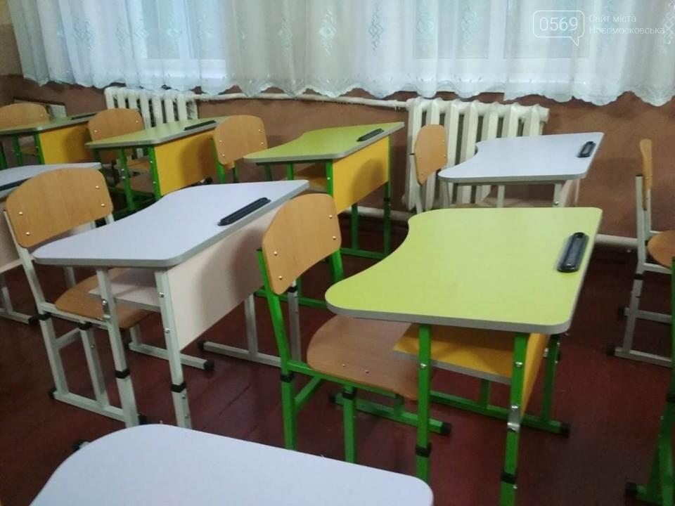 В Орлівщанську школу прибули нові меблі, фото-1