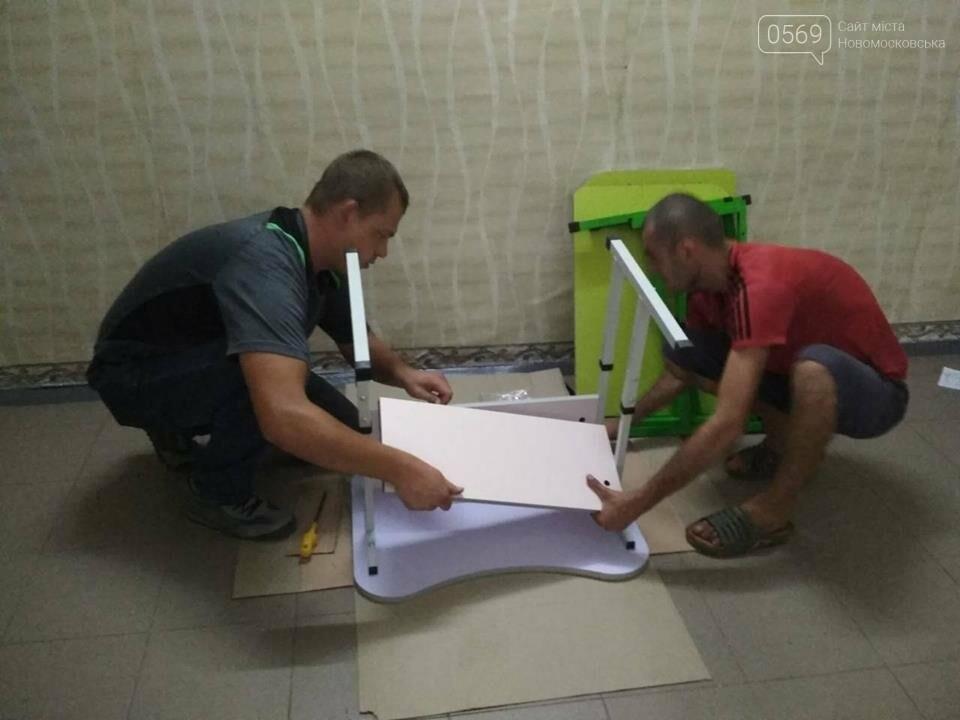 В Орлівщанську школу прибули нові меблі, фото-2