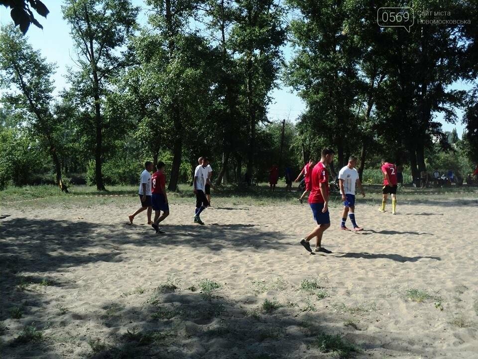 В Новомосковську пройшов  турнір з пляжного футболу, фото-3