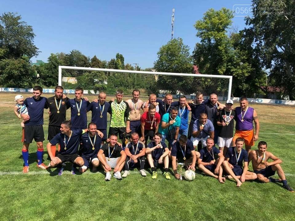 «Гвардійський легіон» став володарем районного Кубку переможців з футболу, фото-2